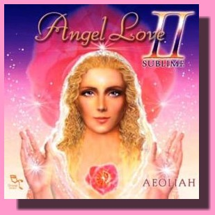 Angel Love II  Sublime (vznešený) (audio CD)
