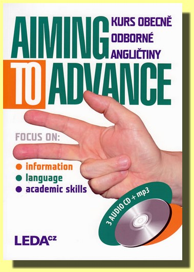 Aiming to Advance (kniha a 3 audio CD)