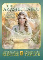 The Akashic Tarot Card Deck (kniha a 62 karet)
