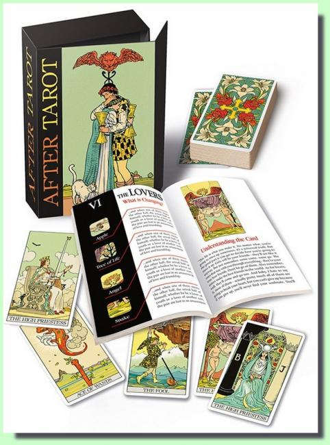 After Tarot Kit (78 karet a kniha)