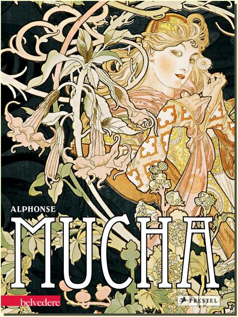 Alphonse Mucha the entire breadth of his work