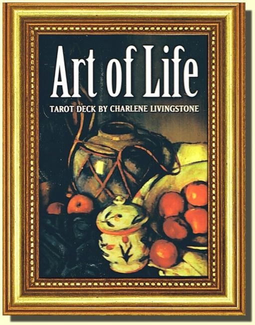 Art of Life Tarot Deck (78 karet)