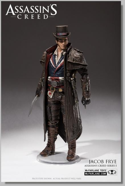 Jacob Frye Assassin s Creed 5 Action Figure