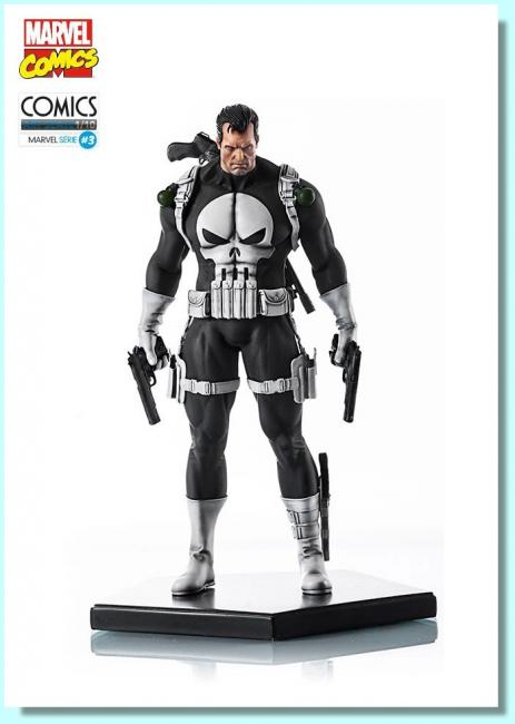 The Punisher Marvel Comics 1 : 10 Statue