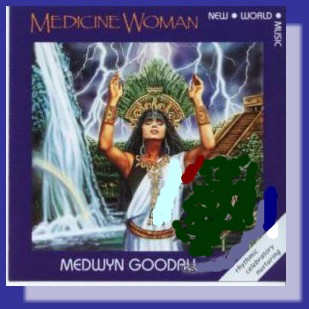 Medicine Woman (Audio CD)