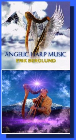 Angelic Harp Music (Audio CD)