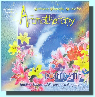 Aromaterapie / Aromatherapy (audio CD)