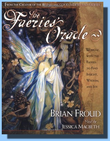 The Faeries' Oracle (pouze kniha)