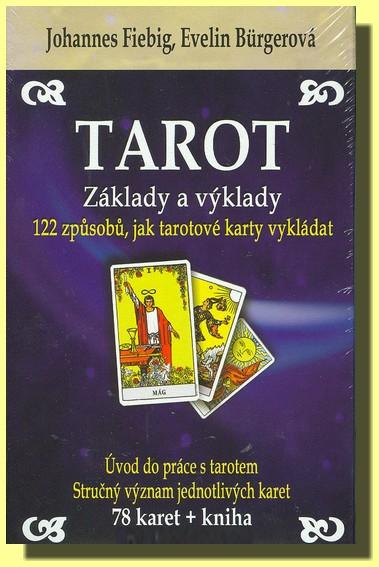 Tarot Zaklady A Vyklady Kniha A 78 Karet 122 Zpusobu Jak Tarotove